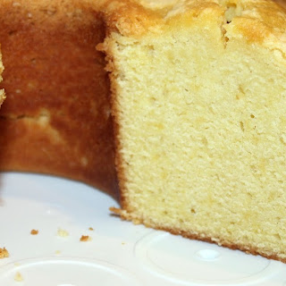 Old-Fashioned Pound Cake.