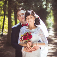Wedding photographer Darya Lozyuk (WithLove). Photo of 15.03.2016