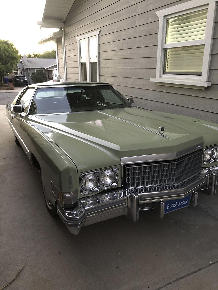 Cadillac Eldorado Hire San Diego