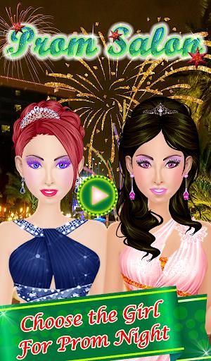 Prom Night Makeup Spa Salon