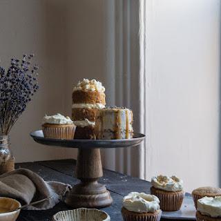London Fog Cupcakes