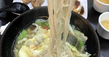 Q勁食尚麵疙瘩手工麵館 民樂店