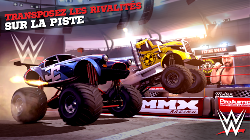 MMX Racing APK MOD screenshots 1