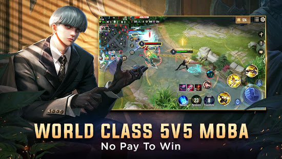 Hack Game Garena AOV - Arena of Valor: Action MOBA apk free