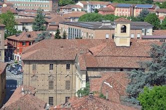 Photo: Chiesa La Consolata e palazzo dei Cistercensi