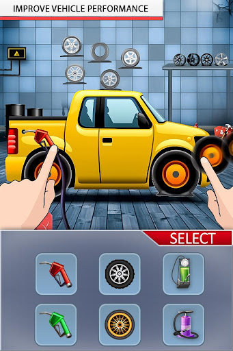Multi Car Wash Game : Design Game for PC