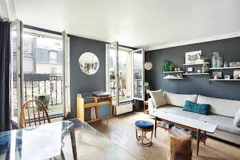 Appartement 4 pièces 73,12 m2