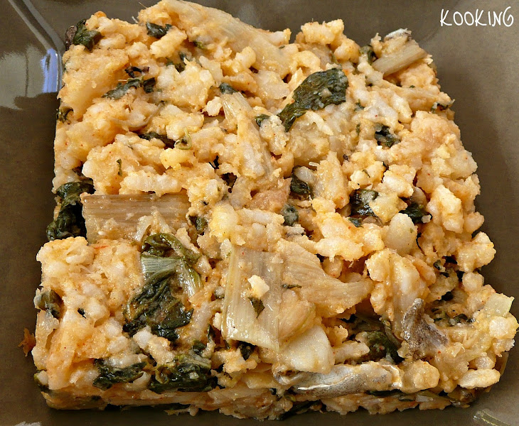 Grandma'S Rice, Potato and Fish Mix Recipe