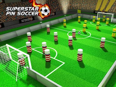 Superstar Pin Soccer v1.4 [Mod Money]