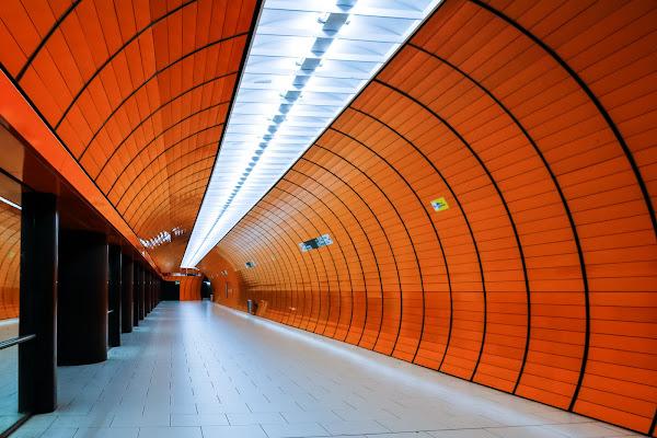 Monaco U-Bahn di E l i s a E n n E