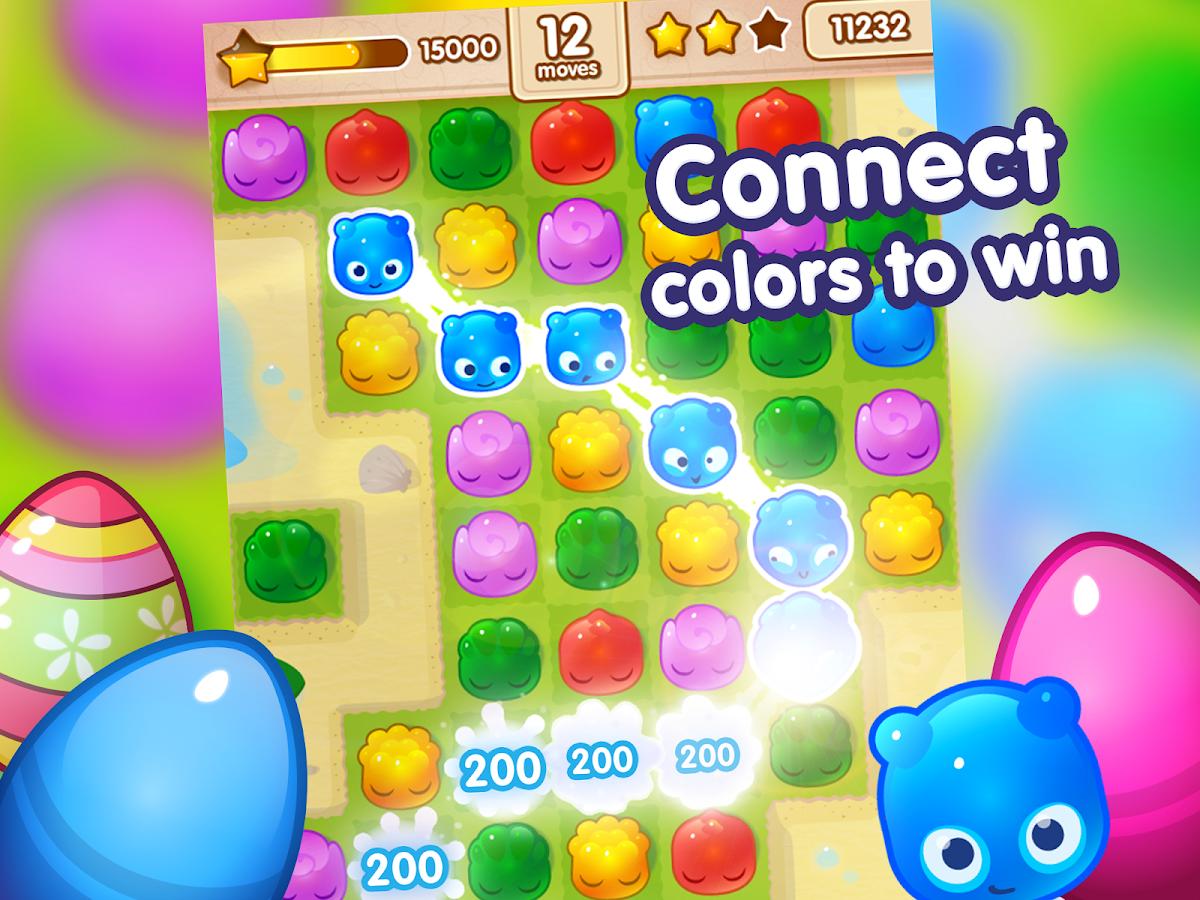 Jelly Splash - screenshot