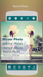 Mirror Photo:Editor&Collage (HD) Screenshot