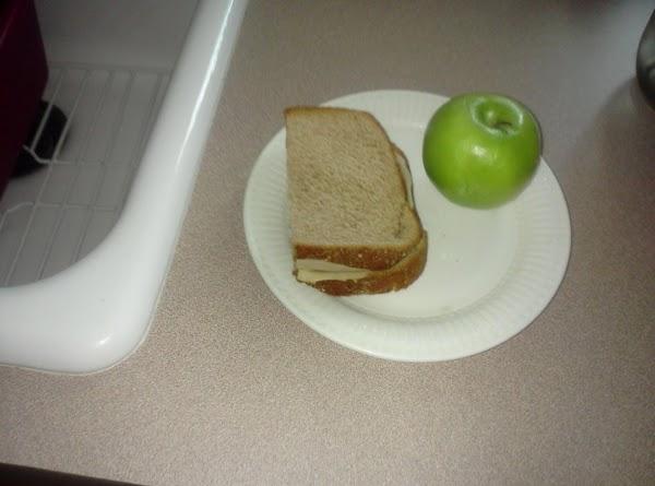 Tempting Turkey Sandwich Recipe
