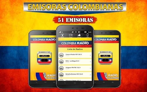 Radios de Colombia ? Emisoras - náhled