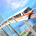 Monorail Simulator 3D icon