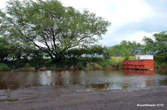 Photo: The aftermath of Friday's torrential rains...