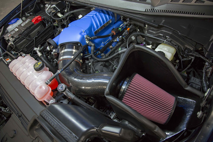 Engine options will generate up to 565kW. Picture: SHELBY SA
