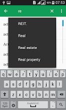 Law Dictionary Offline screenshot thumbnail