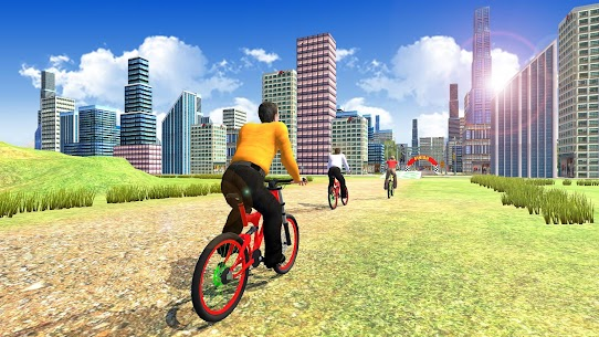 BMX BiCycle Rider: cycle Racing Games 2020 7