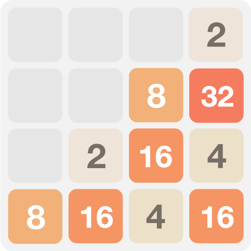 2048 Original Puzzle Game file APK for Gaming PC/PS3/PS4 Smart TV