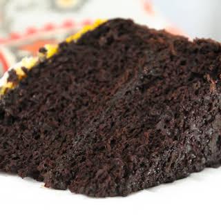 Moist & Rich Chocolate Cake.