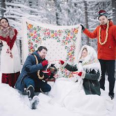 Wedding photographer Vladimir Bolshakov (bvatrigue). Photo of 17.01.2016