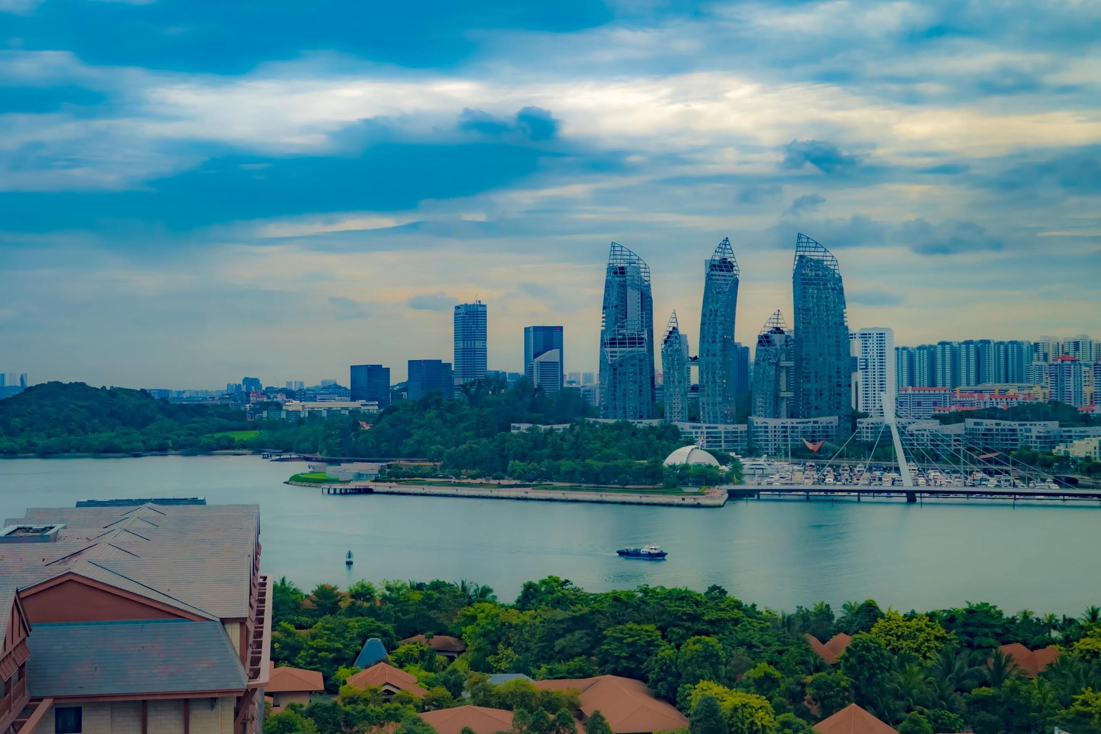 シンガポール セントーサ2