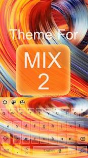 Theme For Xiaomi Mi MIx 2 - náhled