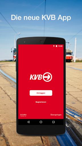 KVB-App 1.0.13 screenshots 1