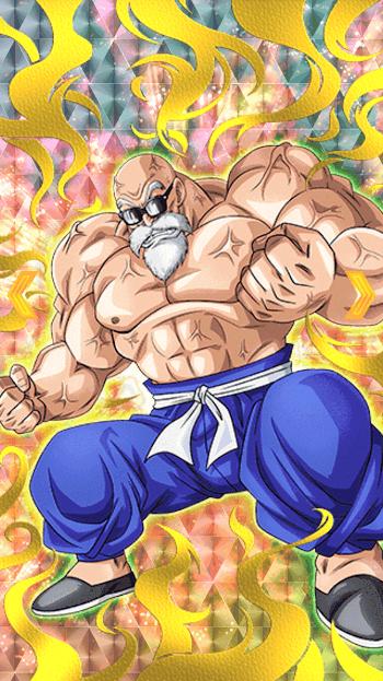 気力の集中・亀仙人(MAXパワー)