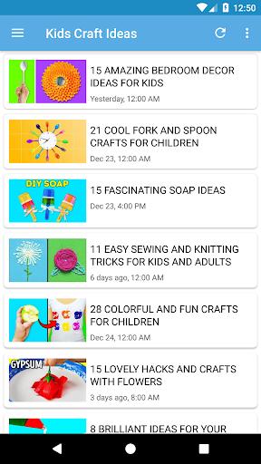 Kids Craft Ideas 1.4 screenshots 2