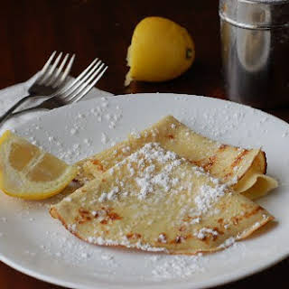 French Crepes.