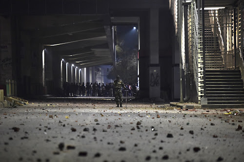 On 23 February, a clash between a Hindu mob that gathered at Maujpur and anti-CAA protesters, who had occupied the road at the Jafrabad metro, had marked the beginning of over three days of communal violence in the national capital. . Sonu Mehta/Hindustan Times