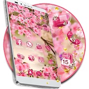 App Pink Summer Flower Theme APK for Windows Phone