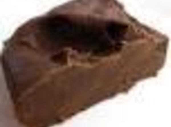 Easiest Fudge Ever! Recipe