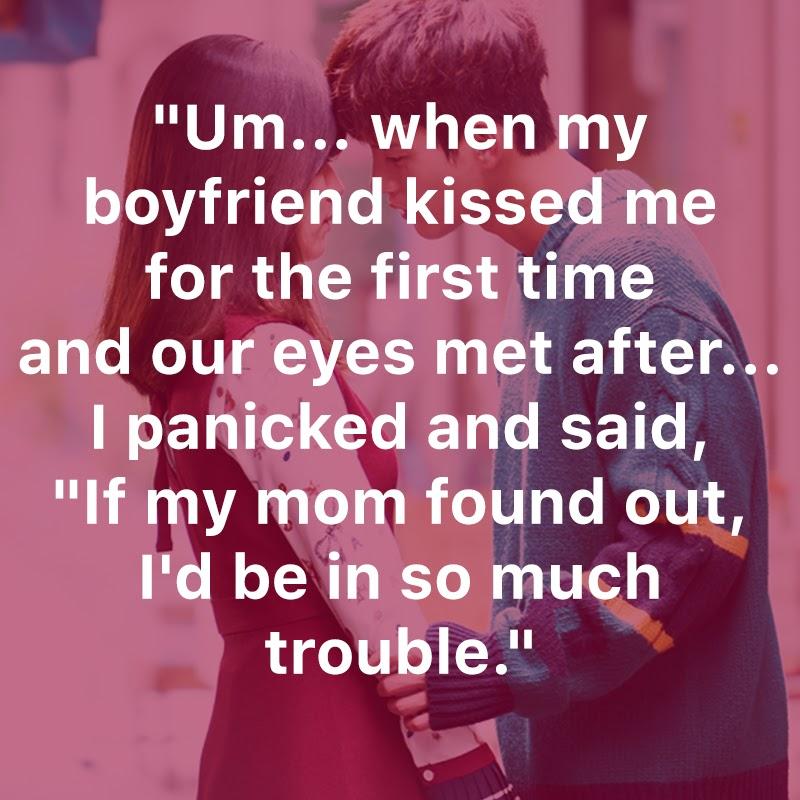 Korejska dekleta delijo svoje romantične in smešne zgodbe iz prvega poljuba-5382