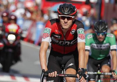Van Garderen ondanks kwaliteiten om het te maken vaak man van net niet maar dan toch beloning gekregen in Giro