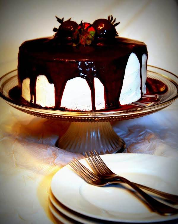 Black Tie Cake Recipe