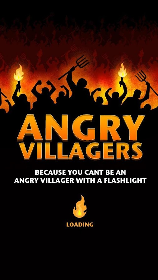 Angry Villagers- screenshot