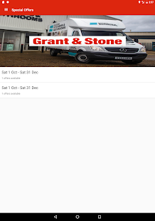 Grant & Stone on the Go- screenshot thumbnail