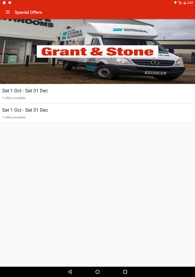 Grant & Stone on the Go- screenshot