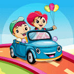 Hill Climb Kids Racing 1.0 Apk