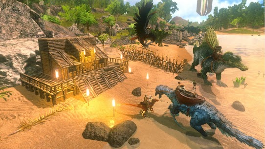ARK: Survival Evolved Mod 2.0.07 Apk [Unlimited Money] 1
