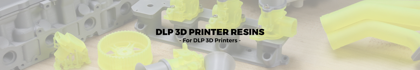 DLP 3D Printer Resins