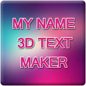 My Name 3D Text Android Apps on Google Play