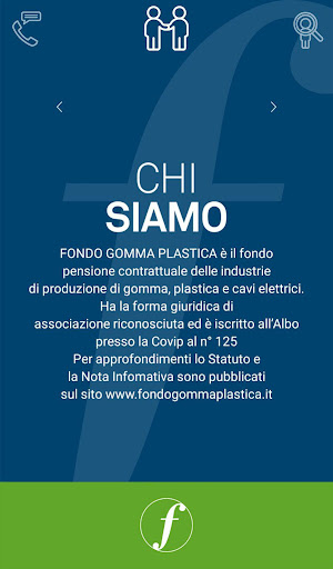 Fondo Gomma Plastica screenshot