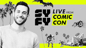 SYFY Live From Comic-Con thumbnail