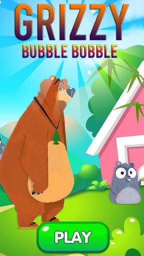 Télécharger gratuit Grizzy Bubble Bobble APK MOD 1