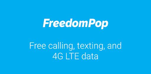 FreedomPop Messaging Phone/SIM - Apps on Google Play