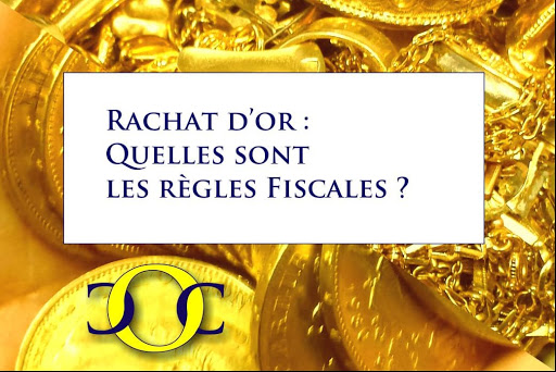 rachat d'or COC3